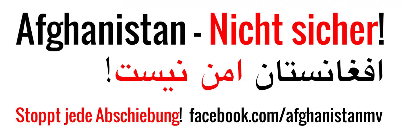 Afghanistan – nicht sicher – امن نیست